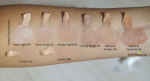 Lavera-foundation-swatch