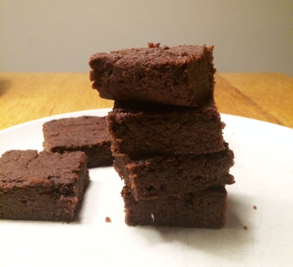 brownies-vegan