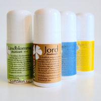Flowers effektiva deodoranter