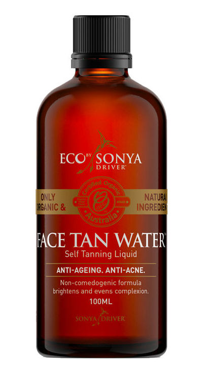 EBS003 face tan water
